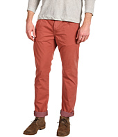 7 For All Mankind - The Straight Colored Weft Twill