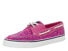 Sperry Top-Sider - Bahama 2-Eye (Grape Zebra/Fuchsia)