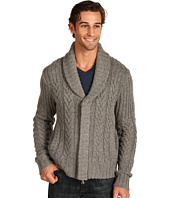 7 For All Mankind - Cable Shawl Cardigan