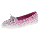 Sperry Top-Sider - Lola (Lavender Gingham)
