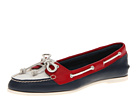 Sperry Top-Sider - Audrey (White/Navy/Tango)