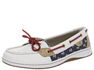 Sperry Top-Sider - Angelfish (White/Anchors)