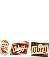 Obey - Beer Pin Set