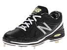New Balance MB3000 Metal manufactured Low Cut Cleat Black, White Shoes