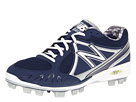 New Balance MB2000 TPU Molded Low Cut Cleat Blue, White Shoes