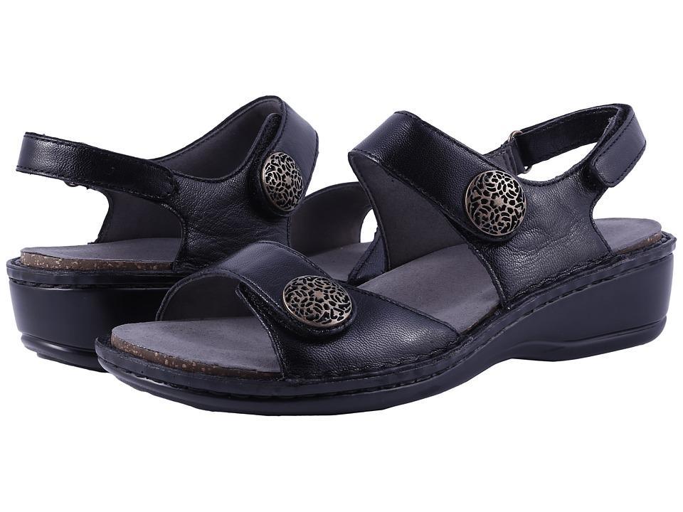 Aravon Candace (Black) Sandals