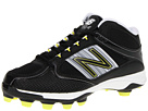 New Balance WF7534 TPU Molded Mid Cut Black Shoes