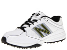 New Balance WF7533 Turf White, Silver Shoes