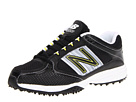 New Balance WF7533 Turf Black Shoes