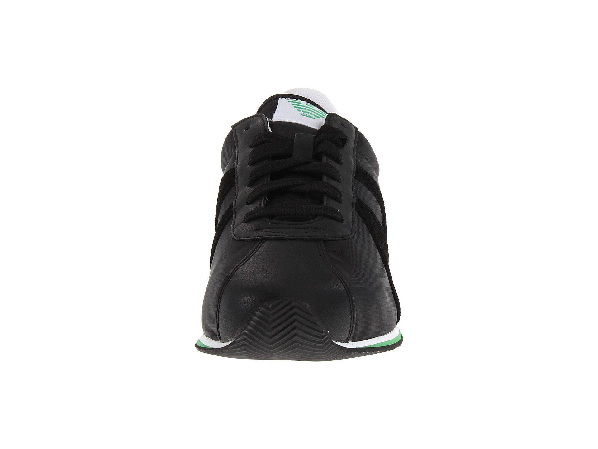Мужские кроссовки, кеды Armani Jeans Lace Up Trainer - Вид 6.