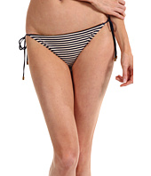 Marc by Marc Jacobs - Stripey Mademoiselle Danger Side Tie Euro Bottom