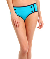 Marc by Marc Jacobs - Woodward Solids Buttoned Hipster Bottom
