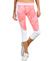 adidas by Stella McCartney - Run Lycra 3/4 Tight Printed