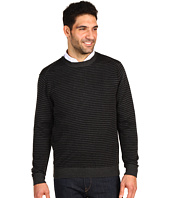Perry Ellis - L/S Merino Blend Horizon St Sweater