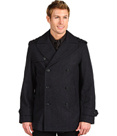 Perry Ellis - Melton Peacoat