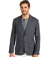 Perry Ellis - Slim Linen Washed Jacket