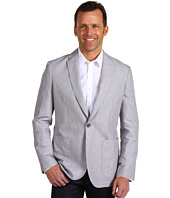 Perry Ellis - Slim L/C Micro Stripe Jacket