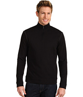 Perry Ellis - L/S 1/4 Zip Mock