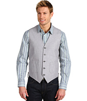 Perry Ellis - L/C Micro Stripe Vest