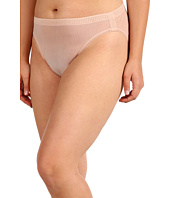Ongossamer - Plus Size Gossamer Mesh Hi-Cut Brief
