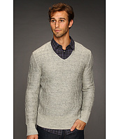 John Varvatos Collection - Float Yarn Stitch Sweater