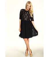 Maggy London - Elbow Sleeve Day To Dinner Lace Dress