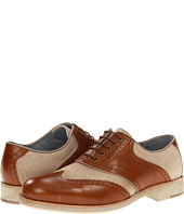 Johnston & Murphy - Ellington Two-Tone Wing Tip