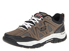 SKECHERS Relaxed Fit Rig (Brown/Black)