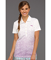 PUMA Golf - Watercolor Dot Polo '13