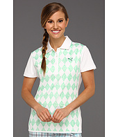 PUMA Golf - Golf Argyle Tech Polo Shirt '13