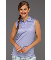 PUMA Golf - Sleeveless Watercolor Polka Dot Polo Shirt '13