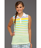 PUMA Golf - Sleeveless Watercolor Stripe Polo Shirt '13