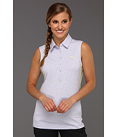 PUMA Golf - Sleeveless Yarn-Dyed Stripe Polo Shirt '13