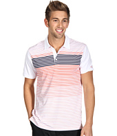 PUMA Golf - Engineered Stripe Tech Sleeve Logo Polo '13