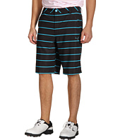 PUMA Golf - New Wave Stripe Walkshort/Boardshort Hybrid '13