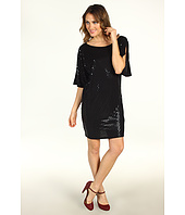 C&C California - Dazzle Dot Split Sleeve Dress