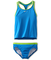 Nike Kids - Core Solids Tankini 2 Piece (Big Kids)