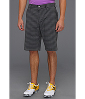 adidas Golf - ClimaLite® Neutral Plaid Short '13