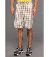 adidas Golf - ClimaLite® Bold Plaid Short '13