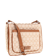 Nine West - Lurex 9S Jacquard Medium Crossbody Tech