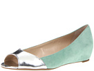 Maren (Mint/Silver) shoes