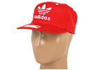 adidas - Thrasher Snapback (Light Scarlet) - Hats
