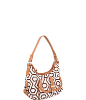 Nine West - Hexagon 9 Jacquard Small Hobo