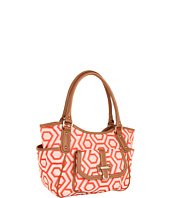 Nine West - Hexagon 9 Jacquard Large Shopper