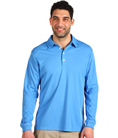 adidas Golf - ClimaLite L/S Stretch Pique Polo '13