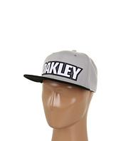Cheap Oakley O Justable Streetman Cap Stone Gray