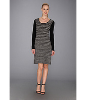Calvin Klein - Tweed Sweater Dress