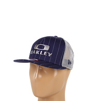 Cheap Oakley Oakley Pinstripe Trucker Navy Blue