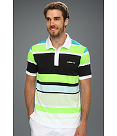 adidas Golf - Fashion Performance Engineered Stripe Polo '13