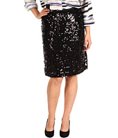 Calvin Klein - Plus Size Sequin Pencil Skirt